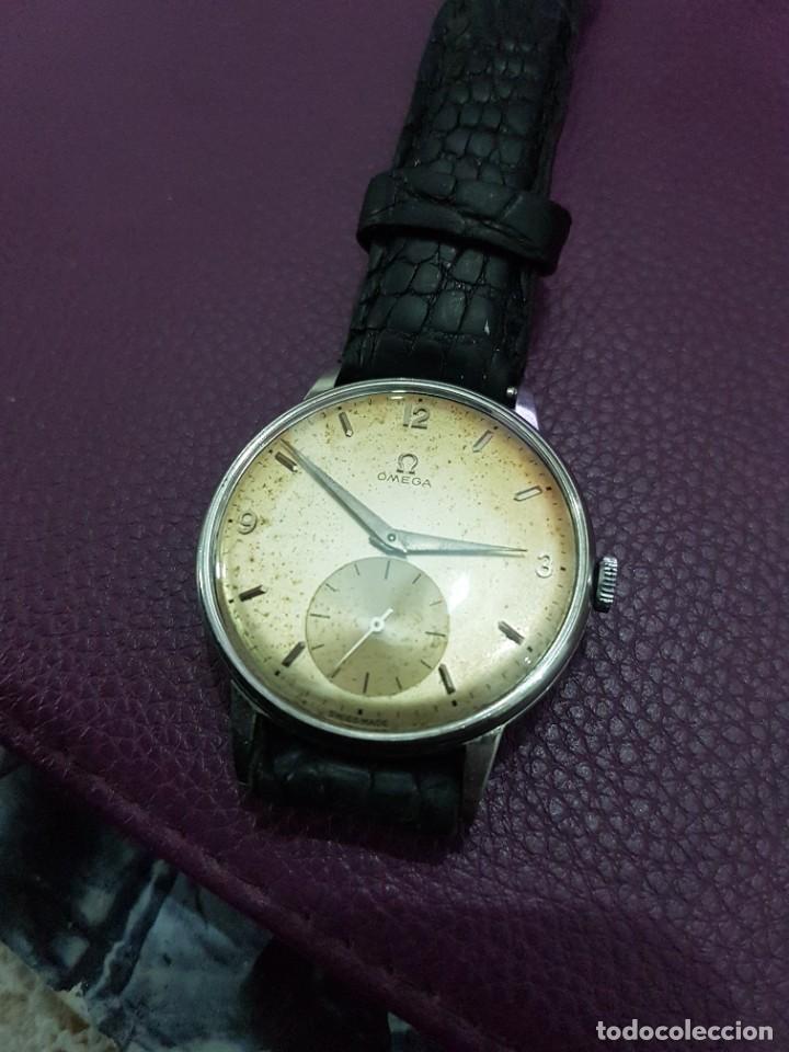 Relojes - Omega: Omega jumbo vintage calibre 266 - Foto 3 - 243657510
