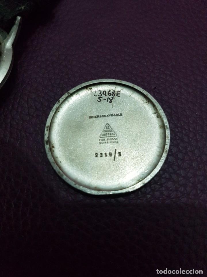 Relojes - Omega: Omega jumbo vintage calibre 266 - Foto 5 - 243657510