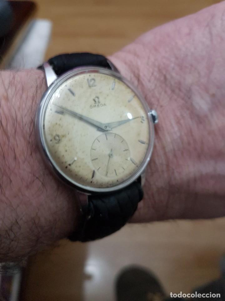 Relojes - Omega: Omega jumbo vintage calibre 266 - Foto 7 - 243657510