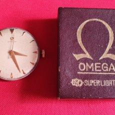 Relojes - Omega: MAQUINARIA DEL RELOJ OMEGA .MIDE 35 MM DIAMETRO. Lote 244940465