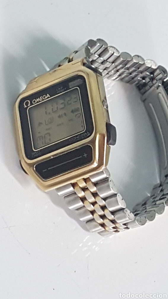 Relojes - Omega: OMEGA OKAPI SENSORQUARZ 1640 AÑO 1980 - Foto 2 - 251519415