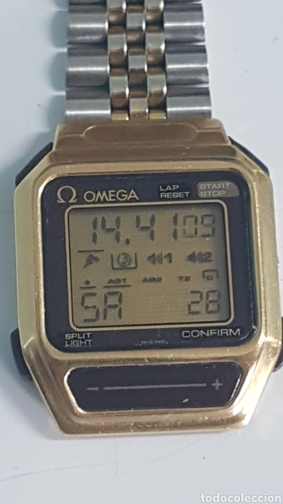 Relojes - Omega: OMEGA OKAPI SENSORQUARZ 1640 AÑO 1980 - Foto 8 - 251519415