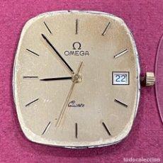 Relojes - Omega: MAQUINARIA DE RELOJ DE CUARZO, OMEGA. Lote 253803370