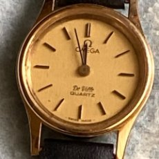 Relojes - Omega: RELOJ OMEGA DE VILLE ORO MUJER AÑO 1970. Lote 254406945