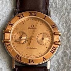 Relojes - Omega: RELOJ OMEGA CONSTELACIÓN ORO HOMBRE. Lote 254675320