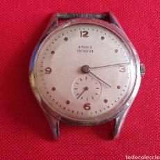 Relojes - Omega: RELOJ ANCORA 15 RUBIS CAJA DE OMEGA NO FUNCIONA.MIDE 38MM DIAMETRO. Lote 257470380