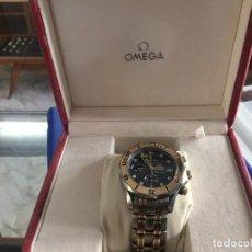 Relojes - Omega: RELOJ OMEGA SEAMASTER DIVER 300 M CHRONOGRAPH EN ORO Y PLATINO. Lote 257615900