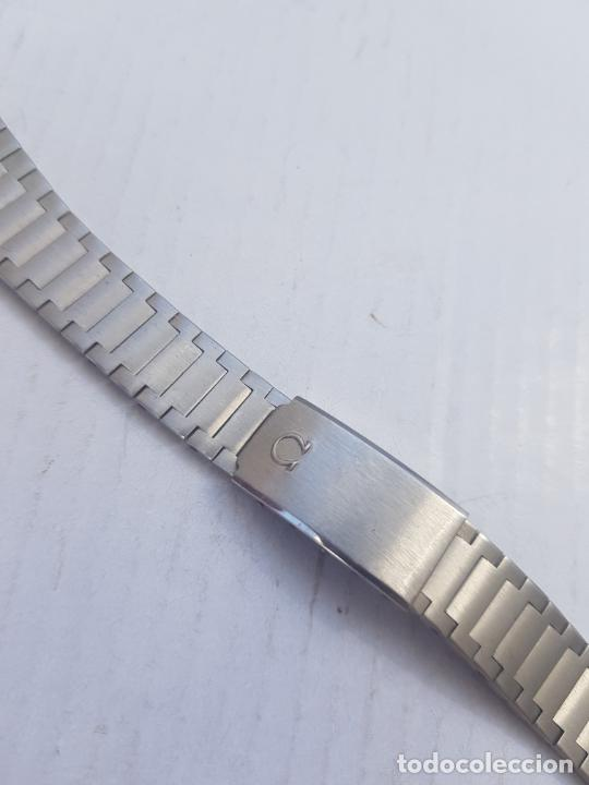 OMEGA BRAZALETE O ARMIS ACERO 5956/251 SEÑORA FINALES 6.7MM SEAMASTER (Relojes - Relojes Actuales - Omega)