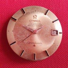 Montres - Omega: MAQUINARIA OMEGA AUTOMÁTICO CHRONOMETRO OFFICIALLY CERTIFIED CONSTELLATION .MIDE 29.2MM DIAMETRO. Lote 260029655