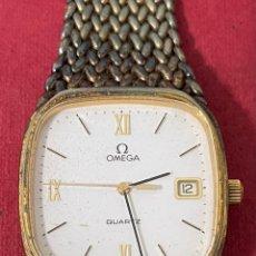 Relojes - Omega: RELOJ DE PULSERA, DE PLATA CONTRASTADA, OMEGA QUARTZ. CALIBRE 1342. Lote 262576730