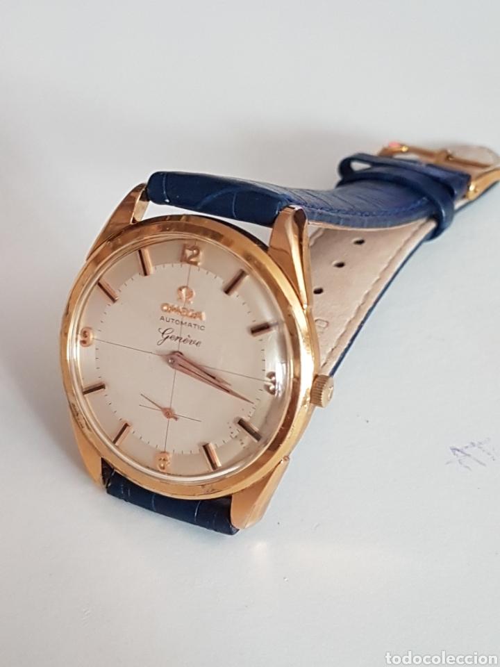 Relojes - Omega: RELOJ OMEGA PIE PAN 1958 CAL 491 AUTOMATICO REVISADO - Foto 2 - 263301905