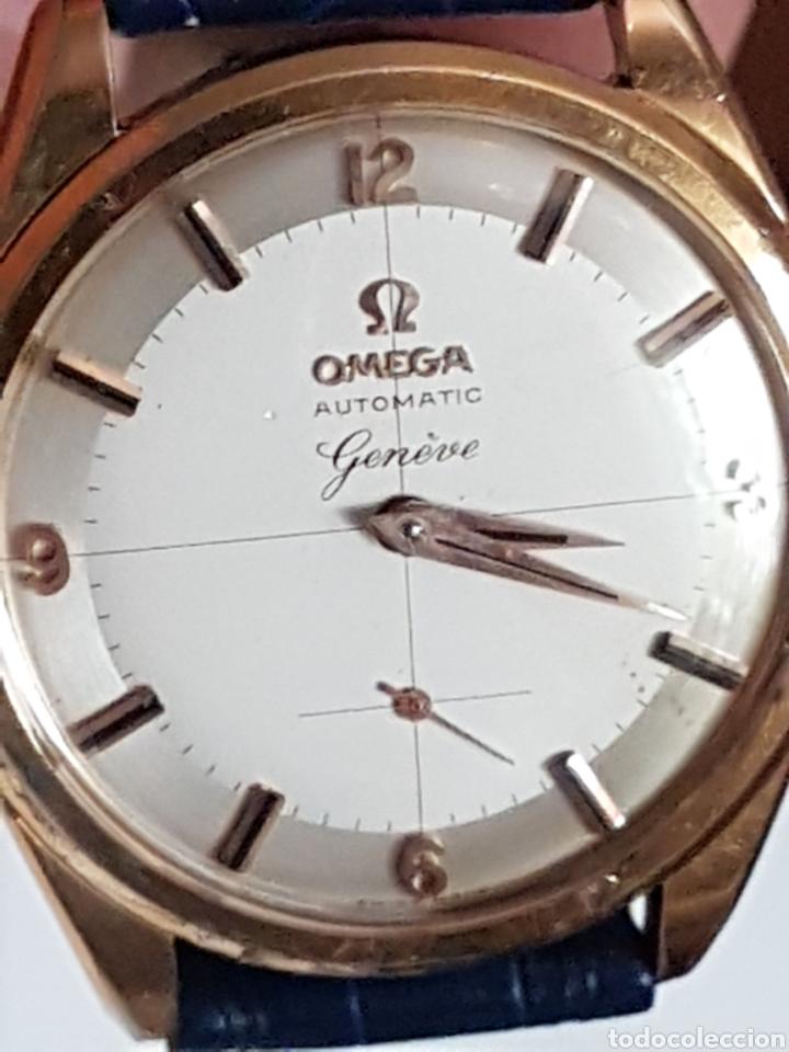 Relojes - Omega: RELOJ OMEGA PIE PAN 1958 CAL 491 AUTOMATICO REVISADO - Foto 7 - 263301905