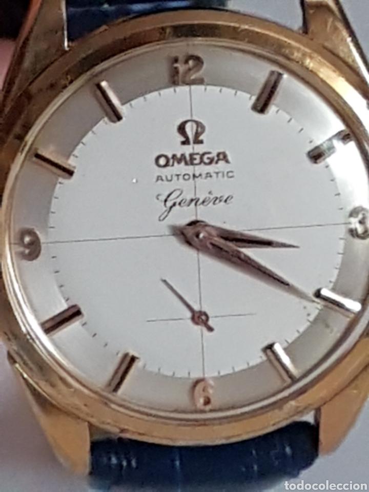 Relojes - Omega: RELOJ OMEGA PIE PAN 1958 CAL 491 AUTOMATICO REVISADO - Foto 12 - 263301905