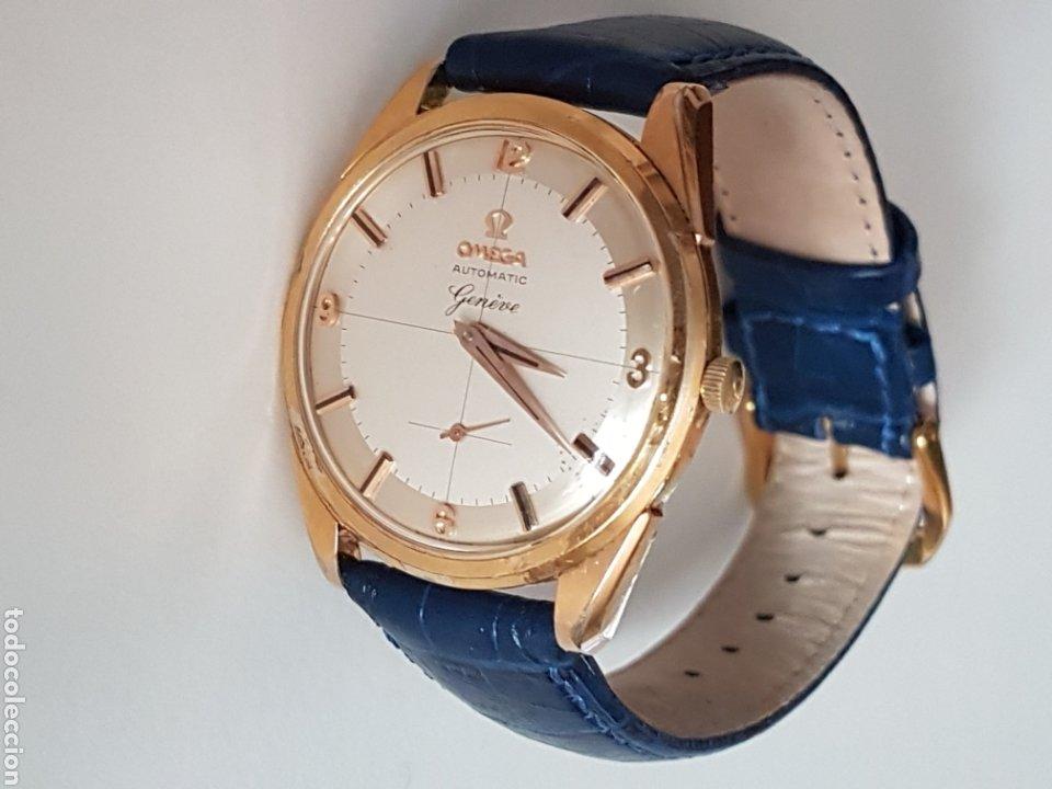 RELOJ OMEGA PIE PAN 1958 CAL 491 AUTOMATICO REVISADO (Relojes - Relojes Actuales - Omega)