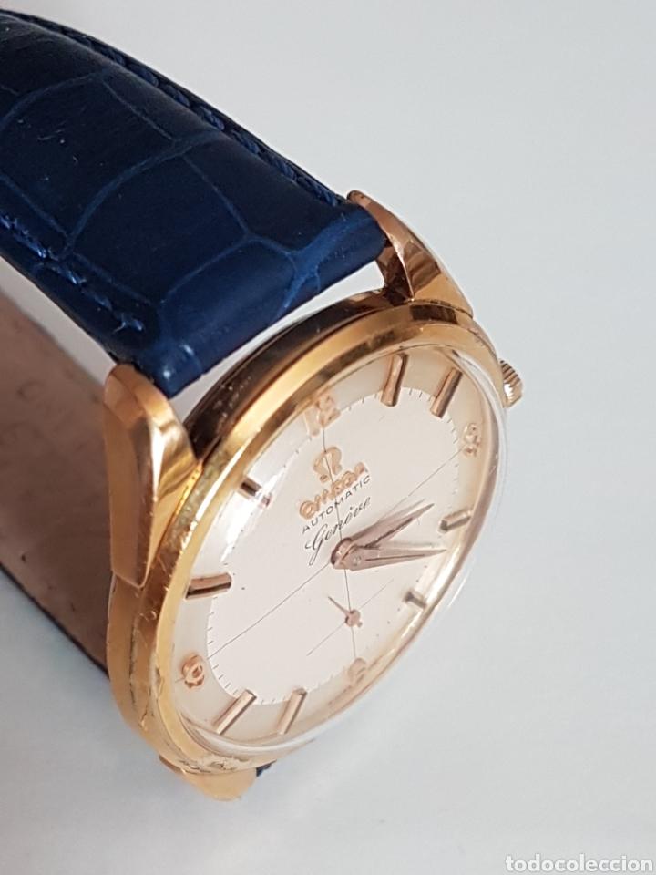 Relojes - Omega: RELOJ OMEGA PIE PAN 1958 CAL 491 AUTOMATICO REVISADO - Foto 14 - 263301905