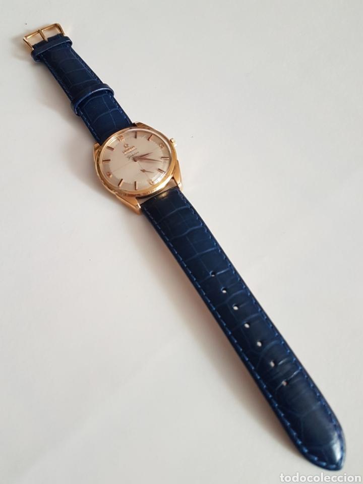 Relojes - Omega: RELOJ OMEGA PIE PAN 1958 CAL 491 AUTOMATICO REVISADO - Foto 15 - 263301905