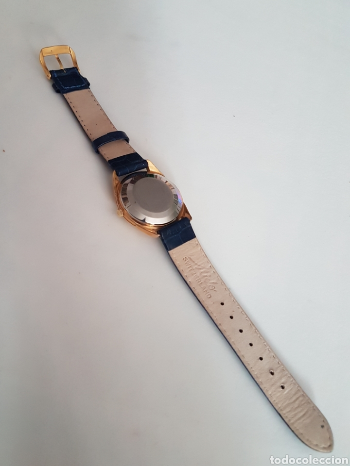 Relojes - Omega: RELOJ OMEGA PIE PAN 1958 CAL 491 AUTOMATICO REVISADO - Foto 18 - 263301905