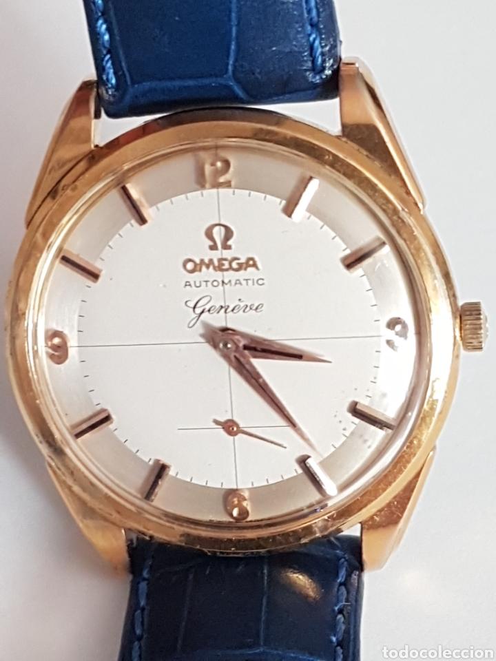 Relojes - Omega: RELOJ OMEGA PIE PAN 1958 CAL 491 AUTOMATICO REVISADO - Foto 3 - 263301905
