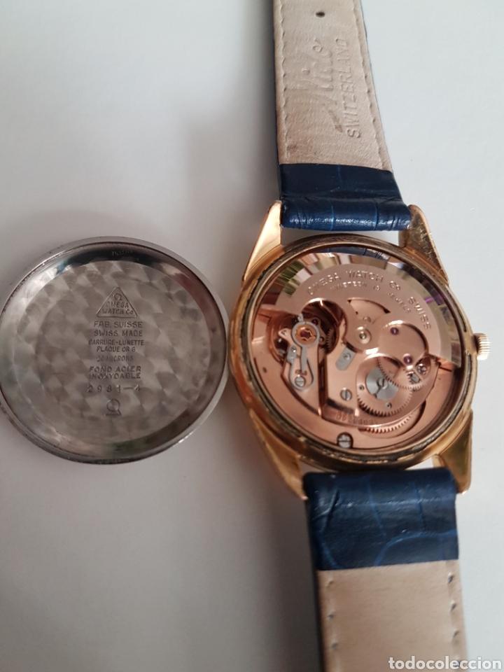 Relojes - Omega: RELOJ OMEGA PIE PAN 1958 CAL 491 AUTOMATICO REVISADO - Foto 4 - 263301905