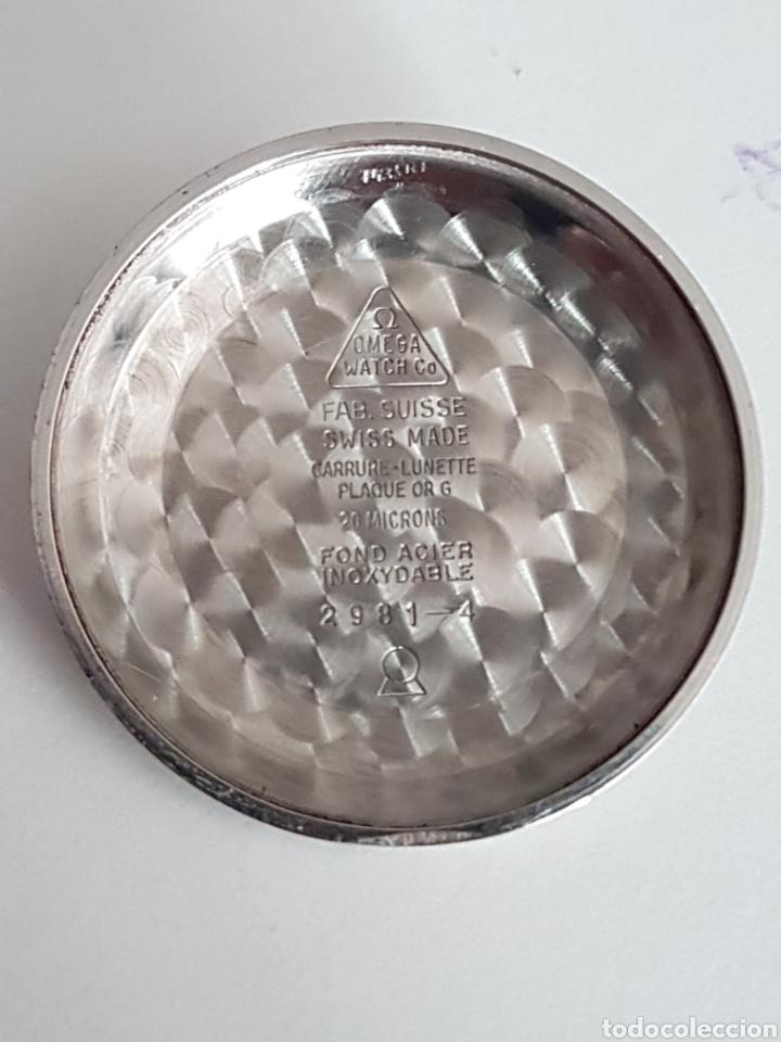 Relojes - Omega: RELOJ OMEGA PIE PAN 1958 CAL 491 AUTOMATICO REVISADO - Foto 20 - 263301905