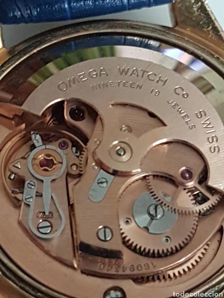 Relojes - Omega: RELOJ OMEGA PIE PAN 1958 CAL 491 AUTOMATICO REVISADO - Foto 5 - 263301905