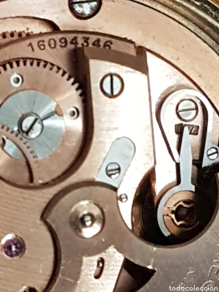 Relojes - Omega: RELOJ OMEGA PIE PAN 1958 CAL 491 AUTOMATICO REVISADO - Foto 6 - 263301905