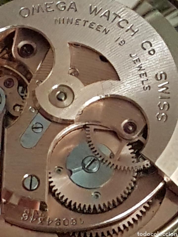 Relojes - Omega: RELOJ OMEGA PIE PAN 1958 CAL 491 AUTOMATICO REVISADO - Foto 24 - 263301905