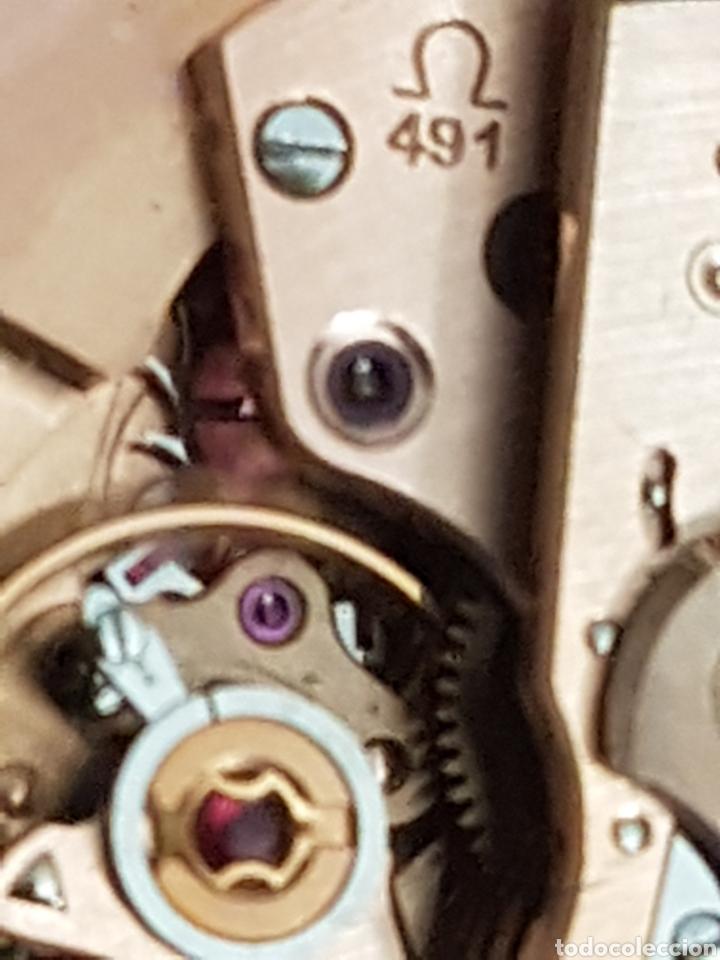 Relojes - Omega: RELOJ OMEGA PIE PAN 1958 CAL 491 AUTOMATICO REVISADO - Foto 25 - 263301905
