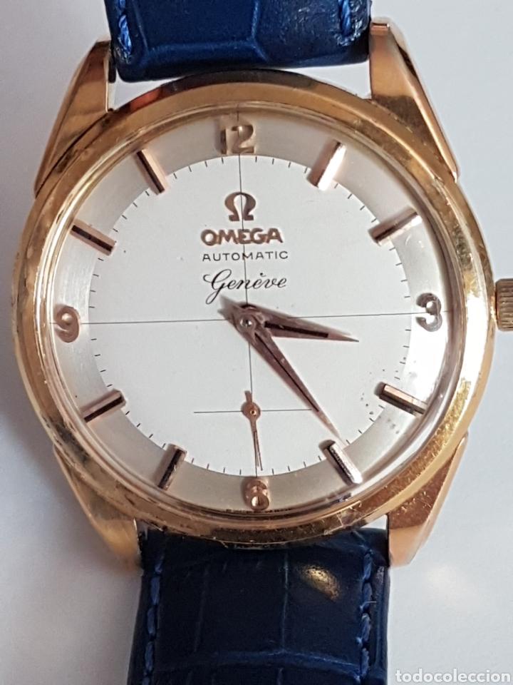 Relojes - Omega: RELOJ OMEGA PIE PAN 1958 CAL 491 AUTOMATICO REVISADO - Foto 27 - 263301905