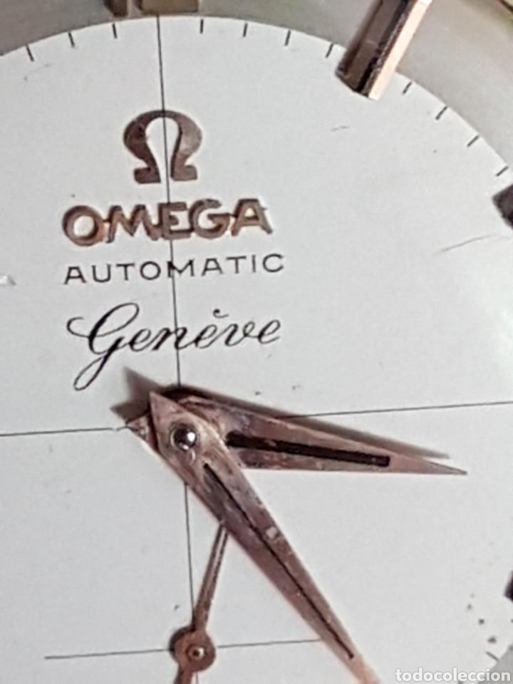Relojes - Omega: RELOJ OMEGA PIE PAN 1958 CAL 491 AUTOMATICO REVISADO - Foto 28 - 263301905