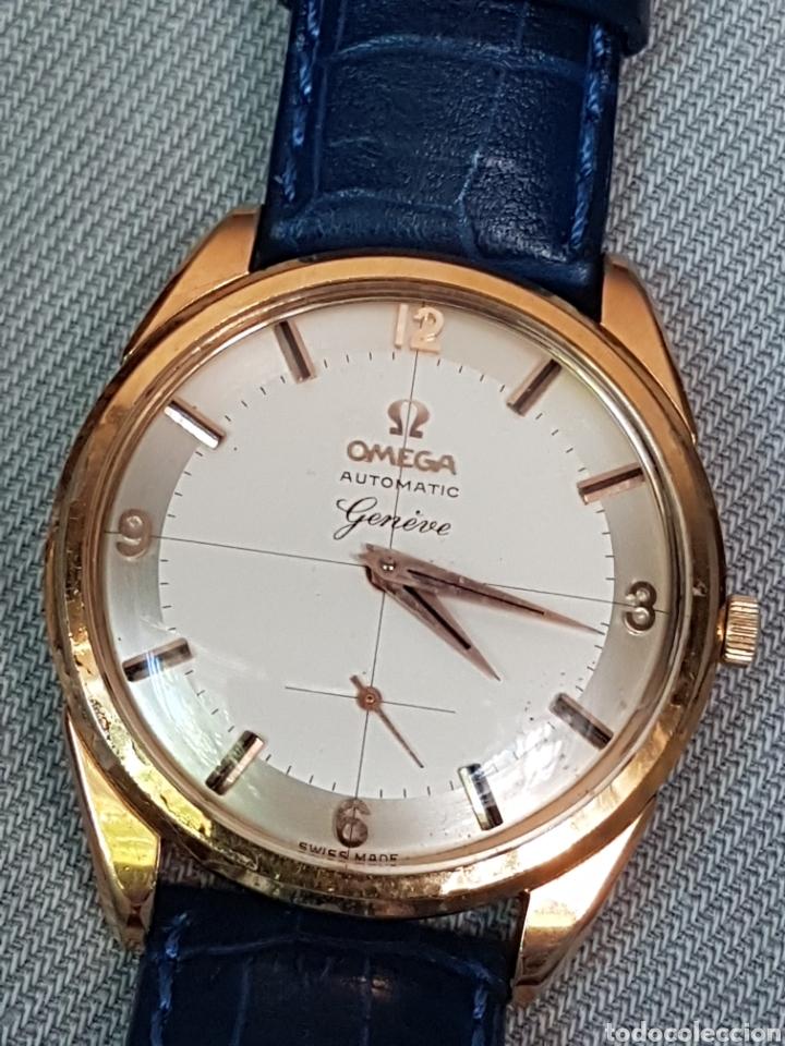 Relojes - Omega: RELOJ OMEGA PIE PAN 1958 CAL 491 AUTOMATICO REVISADO - Foto 29 - 263301905