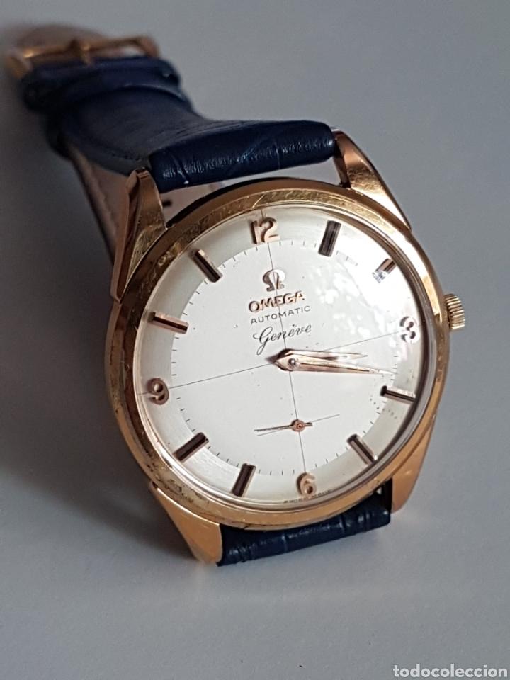 Relojes - Omega: RELOJ OMEGA PIE PAN 1958 CAL 491 AUTOMATICO REVISADO - Foto 8 - 263301905