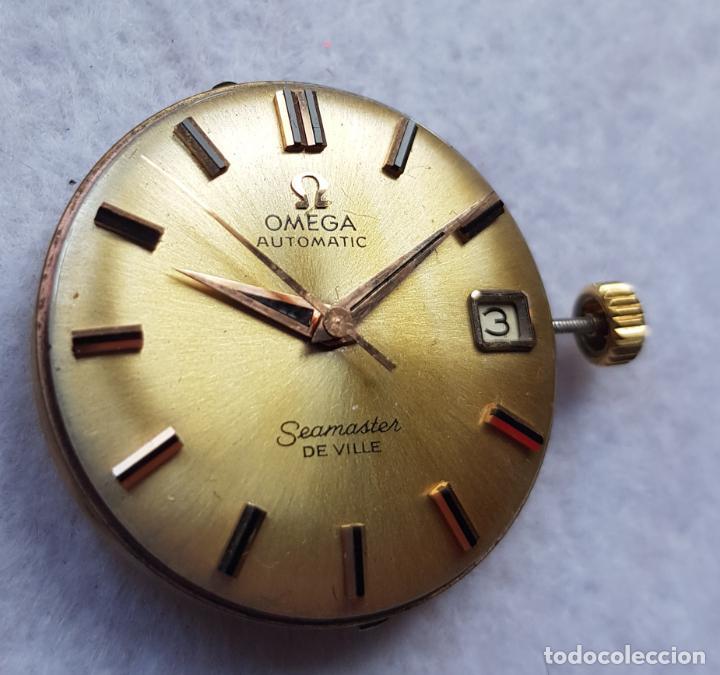 Relojes - Omega: OMEGA SEAMASTER DE VILLE CALIBRE 503 CON ESFERA AGUJAS Y TIJA Y CORONA FUNCIONAL - Foto 2 - 263542170
