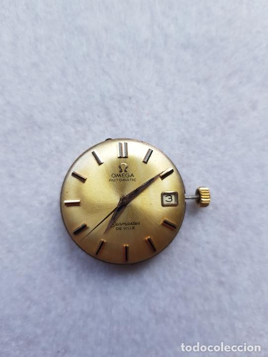 Relojes - Omega: OMEGA SEAMASTER DE VILLE CALIBRE 503 CON ESFERA AGUJAS Y TIJA Y CORONA FUNCIONAL - Foto 3 - 263542170