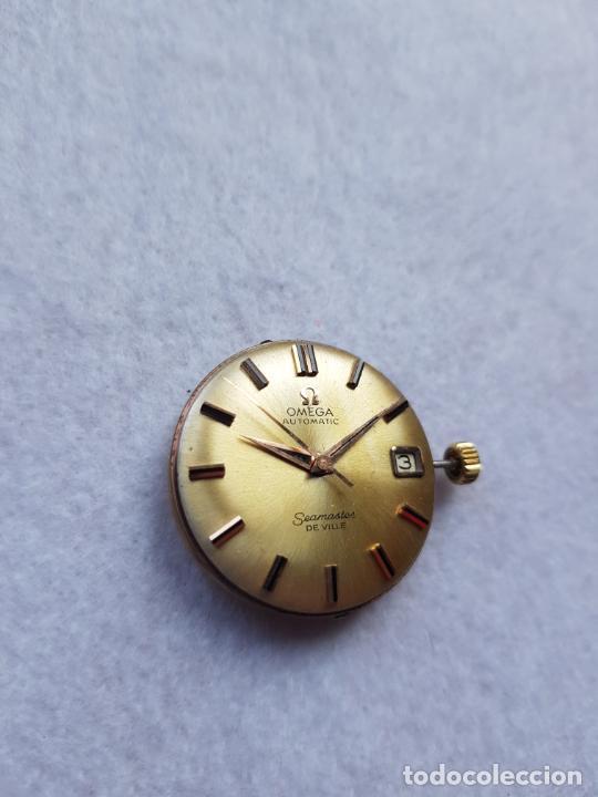 Relojes - Omega: OMEGA SEAMASTER DE VILLE CALIBRE 503 CON ESFERA AGUJAS Y TIJA Y CORONA FUNCIONAL - Foto 4 - 263542170