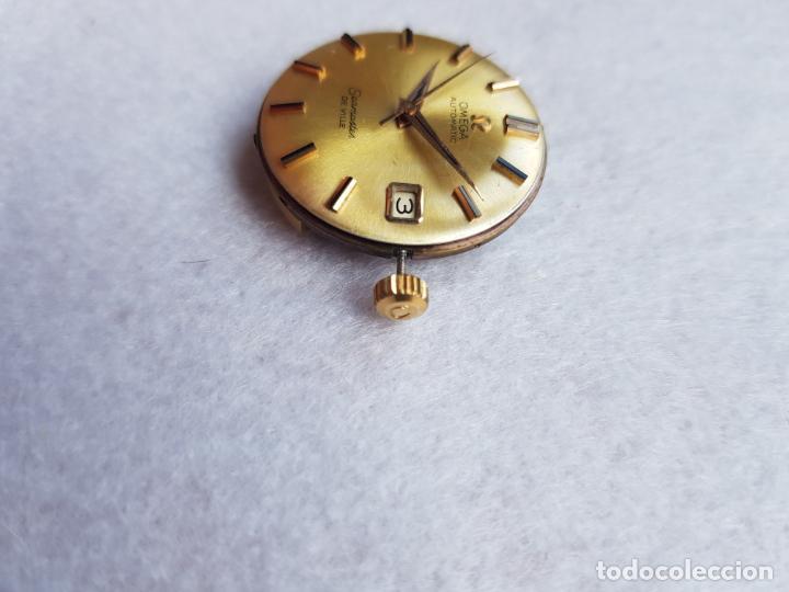 Relojes - Omega: OMEGA SEAMASTER DE VILLE CALIBRE 503 CON ESFERA AGUJAS Y TIJA Y CORONA FUNCIONAL - Foto 5 - 263542170