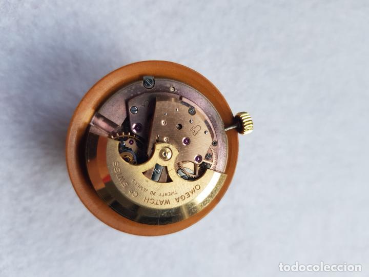 Relojes - Omega: OMEGA SEAMASTER DE VILLE CALIBRE 503 CON ESFERA AGUJAS Y TIJA Y CORONA FUNCIONAL - Foto 9 - 263542170