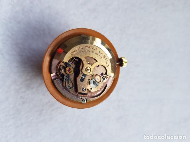 Relojes - Omega: OMEGA SEAMASTER DE VILLE CALIBRE 503 CON ESFERA AGUJAS Y TIJA Y CORONA FUNCIONAL - Foto 10 - 263542170