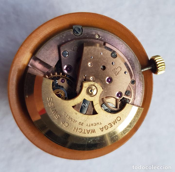 Relojes - Omega: OMEGA SEAMASTER DE VILLE CALIBRE 503 CON ESFERA AGUJAS Y TIJA Y CORONA FUNCIONAL - Foto 7 - 263542170