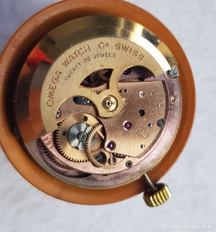 Relojes - Omega: OMEGA SEAMASTER DE VILLE CALIBRE 503 CON ESFERA AGUJAS Y TIJA Y CORONA FUNCIONAL - Foto 6 - 263542170