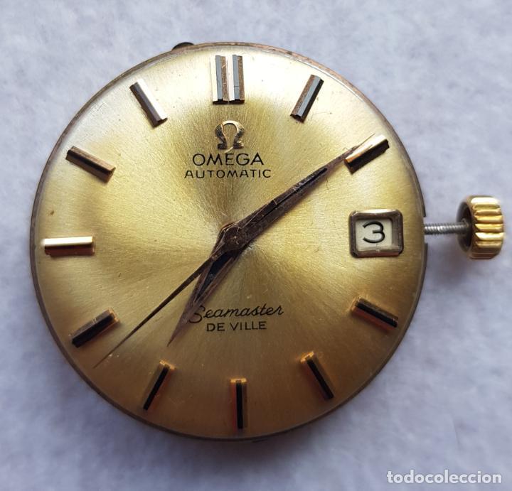 OMEGA SEAMASTER DE VILLE CALIBRE 503 CON ESFERA AGUJAS Y TIJA Y CORONA FUNCIONAL (Relojes - Relojes Actuales - Omega)