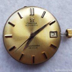 Relojes - Omega: OMEGA SEAMASTER DE VILLE CALIBRE 503 CON ESFERA AGUJAS Y TIJA Y CORONA FUNCIONAL. Lote 263542170