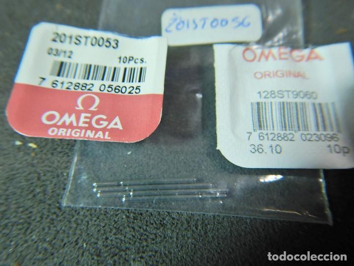 Relojes - Omega: Lote de fornituras Omega - Foto 2 - 265097369