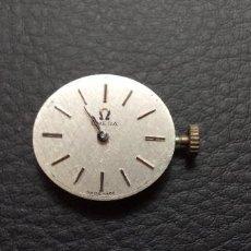 Relojes - Omega: MOVIMIENTO Y ESFERA RELOJ OMEGA DE SEÑORA COMO NUEVO. Lote 267115349