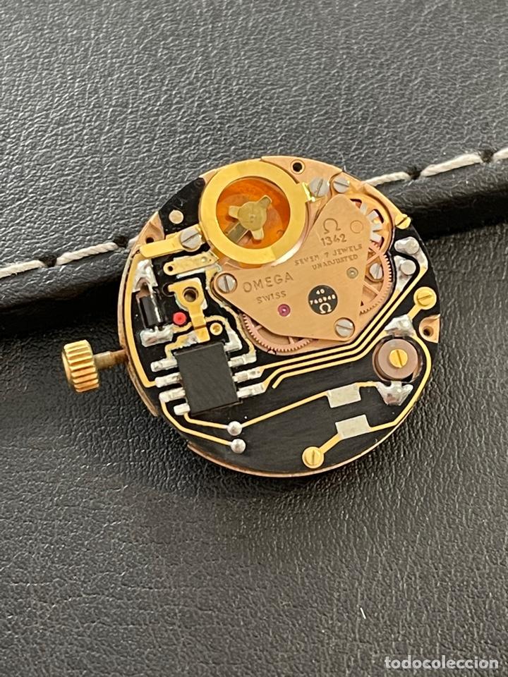 MAQUINARIA, MOVIMIENTO OMEGA CONSTELLATION 1342 (Relojes - Relojes Actuales - Omega)
