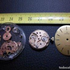 Relojes - Omega: MOVIMIENTO Y ESFERA RELOJ OMEGA DE VILLE DE SEÑORA COMO NUEVO REF 004. Lote 267773479