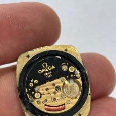 Relógios - Omega: MAQUINARIA, MOVIMIENTO OMEGA 1365 FUNCIONANDO. Lote 269277318
