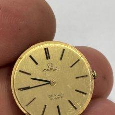 Relojes - Omega: MAQUINARIA, MOVIMIENTO RELOJ OMEGA CAL. 1350 FUNCIONANDO. Lote 269278813
