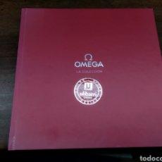 Relojes - Omega: CATALOGO 2015 RELOJES OMEGA. LA COLECCION.. Lote 269291493