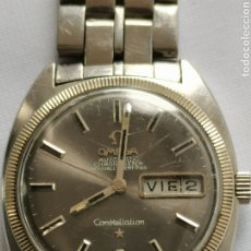Montres - Omega: RELOJ OMEGA CONSTELLATION AUTOMATICO CHRONOMETER OFFICIALY CERTFID.. Lote 273992018